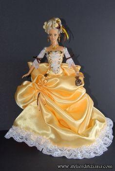 Barbie OOAK UNICA074 - Immagine principale