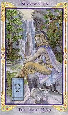 74 Best Art of Tarot - King of Cups images in 2019   King of
