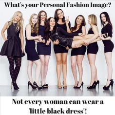 What's YOUR Personal Fashion? Take the questionnaire! I'll tell you.