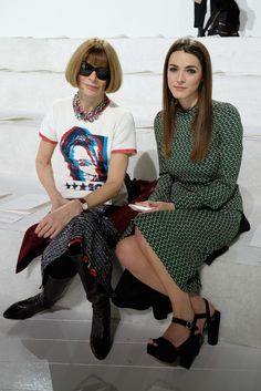 Things You DidnT Know About Anna Wintour  Anna Wintour Anna