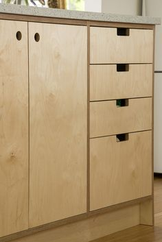 Bespoke Projects Plywood Kitchen - Bespoke Projects