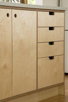 Bespoke Projects Plywood Kitchen - Bespoke Projects