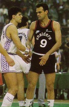 Se cumplen 28 años de la Recopa del Real Madrid, de los 62 pts de Drazen Petrovic, del duelo que ha pasado a la historia vs Oscar Schmidt(44). Basket Devotion, tu tienda de baloncesto. www.basketdevotion.es