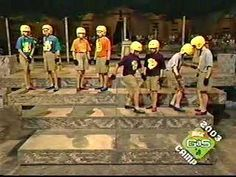 Legends of the hidden temple. AllI wanted was an artefact from the show