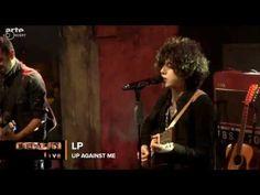 LP - Up Against Me