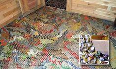 mosaico piso - Pesquisa Google