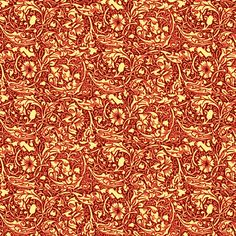 Rapunzel Cranberry fabric by amyvail on Spoonflower - custom fabric.  Designed 11/22/14
