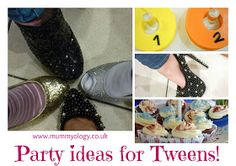 Mummyology:: Great Party Ideas for Tweens