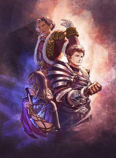-Shadowbringers- by Athena-Erocith on DeviantArt Final Fantasy Xiv, Final Fantasy Collection, Fantasy Series, Fantasy Rpg, Fantasy Online, Hades And Persephone, Video Game Art, Video Games, Fantasy Kunst