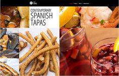 tapas-restaurant template
