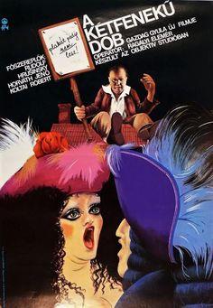 A kétfenekü dob Movies, Movie Posters, Art, Art Background, Films, Film Poster, Kunst, Cinema, Movie