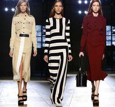 La fashion week new-yorkaise se poursuit, mettant à l'honneur les prochaines collections de prêt-à-porter pour la saison printemps-été 2015. La styliste Victoria Beckham a présenté ses modèles hier, oscillant entre une élégance soutenue et un flegme charismatique. http://journalduluxe.fr/victoria-beckham-printemps-ete-2015/