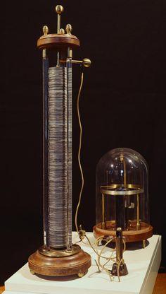 Voltaic Pile 1799