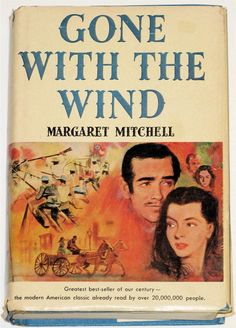 1964 Gone With The Wind Hardcover. This is the version of the book my mom has.
