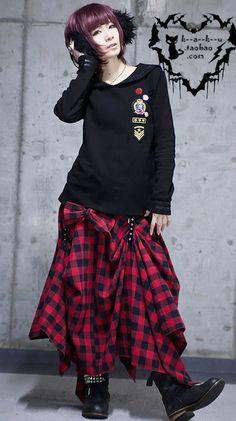 New without tags 100% cotton Free size Original Japanese Black MiQuri item