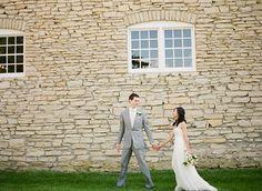 Mayowood Stone Barn wedding   Photo: Laura Ivanova Photography