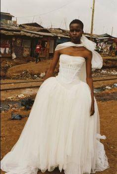Juergen Teller Shoots Homegirl Vivienne Westwood in Kenya ...