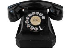 Vintage Phone  #onekingslane #designisneverdone
