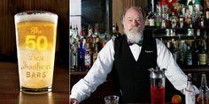 Photos: Inside the Best Southern Bars    Ramos Gin Fizz, Arnaud's French 75 Bar, N.O.LA