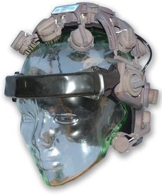 The future of warfare.  A helmet that interacts with human brainwaves and cameras to identify targets with 91% accuracy.  This may also have implications for consumer augmented reality devices.