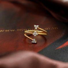 #Zigzag #Shining #Diamond #Ring #MJJewellery #Manubhai #Borivali #Mumbai