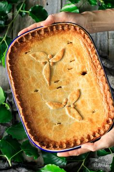 How to Make Irish Dingle Pie: a comfort food dinner recipe packed with root veggies and leftover roasted lamb—all baked under a beautiful golden crust of hot water pastry. Splurge and enjoy a slice of Scottish Recipes, Irish Recipes, Lamb Recipes, Cooking Recipes, Irish Desserts, Lamb Pot Pie Recipe, Water Pie Recipe, English Recipes, Asian Desserts