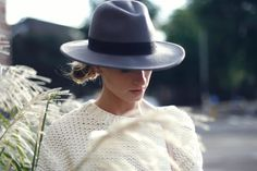 Obsessing over hats at the moment. I think this one is perfect!