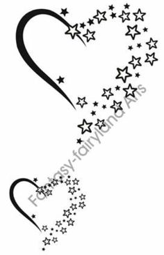 Heart tattoo by Max-Zorin on DeviantArt - i think this would be cool in all different colors! You are in the right place about Heart tattoo by - Tattoos With Kids Names, Tattoos For Daughters, Sister Tattoos, Tattoos With Meaning, Tattoos For Women, Daughter Tattoos, Et Tattoo, Tattoo Drawings, Body Art Tattoos