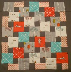 Quilting: Big Techniques on Craftsy