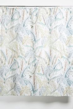Jungled Artist Cotton Shower Curtain ( Waterproof ) by Sophie Probst Shower Curtains, Artist At Work, Prints, How To Make, Cotton, Handmade, Hand Made, Printed, Craft