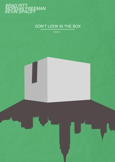 Don't look in the box man...