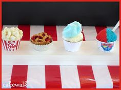 cakewalk: carnival party