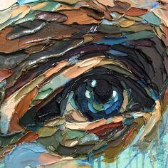 Joshua Miels, Paintings. Australian artist Joshua... - SUPERSONIC ART