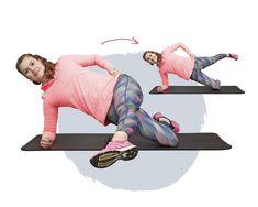 Moni kärsii tietämättään uinuvista pakaralihaksista. Pepun saa herätettyä henkiin täsmänikseillä, ja tuloksena on pyöreä trendipylly. Gluteal Muscles, Keeping Healthy, Pilates, Healthy Living, Health Fitness, Abs, Sports, Butt Workouts, Stretches