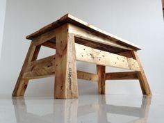 """Pallets to Fine Furniture"""