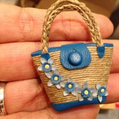 2018.02 Miniature Bag ♡ ♡ By Patrizia