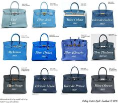 shades of blue - Visicom Yahoo Image Search Results Hermes Birkin, Hermes Bags, Blue Jeans, Jeans Bleu, Bleu Cobalt, Kelly Bag, Best Bags, Shades Of Blue, Outfits