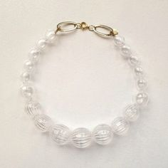 CLASSIC necklace SPHERE STRIPE | sirisiri