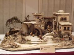 1 million+ Stunning Free Images to Use Anywhere Nativity House, Christmas Nativity Scene, Nativity Crafts, Christmas Villages, Christmas Manger, Nativity Scenes, Christmas Cave, Christmas Crib Ideas, Christmas Crafts