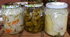 Pickles, Cucumber, Mason Jars, Food, Mint, Essen, Mason Jar, Meals, Pickle