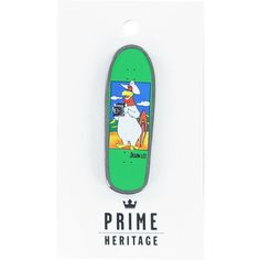 Prime Heritage Jason Lee Foghorn Art Skateboard Lapel Pin This Prime Heritage pin is the perfect way to customize your look. Stick this Prime Heritage Jason Jason Lee, Lapel Pins, Skateboard, Accessories, Art, Skateboarding, Art Background, Skate Board, Kunst