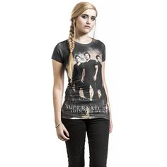 Buy Clothing For Women at EMP. Huge Selection of Alternative Clothing Online ★ Premium Brands at Great Prices ★ Gaming Merch, Sam Winchester, Metal Bands, Alternative Fashion, Punk, Music, Movies, Clothes, Musica