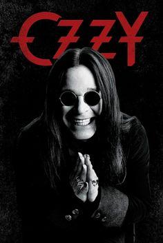 Poster OZZY OSBOURNE - Pray www.rockagogo.com