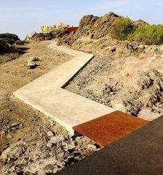 Martí Franch & Ton Ardèvol #Architecture Restoration Club Med, Cap de Creus, Cadaqués