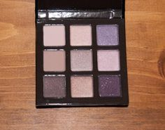 Want You To Want Me Palette  Click thru for swatches and review