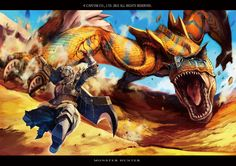 【Monster Hunter 4】