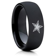 Your Shopping Cart – Clean Casting Jewelry Cowboys Football, Dallas Cowboys Purse, Cowboys Gifts, Dallas Cowboys Wallpaper, Black Tungsten Rings, Tungsten Wedding Bands, Wedding Rings, Black Rings, Cute Jewelry