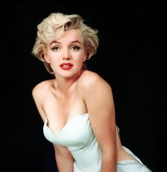 Marilyn Monroe -The actress who became the sex symbol of Hollywood was found dead at the age of 36 in her Los Angeles home early on the morning of August 5