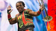 WWE Superstar Xavier Woods is Looking to Form His Own Game Development Studio Wwe Superstars, James Storm, The Wyatt Family, Xavier Woods, Highlights, Online Video Games, Vince Mcmahon, Lost In The Woods, Highlight