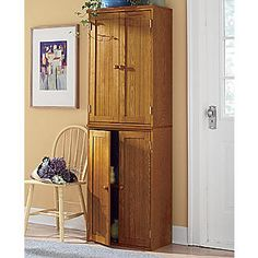 Stacking Cabinet from Seventh Avenue ®